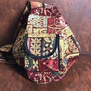 🌸NEW🌸 LA TURCA Tapestry Convertible Backpack